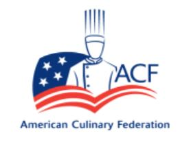 ACF American Culinary Federation Logo Program Accreditation Webpage Link