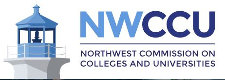 NWCCU Northwest Commission on Colleges and Universities Logo and Website Link