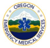 Oregon Health Authority EMS Logo